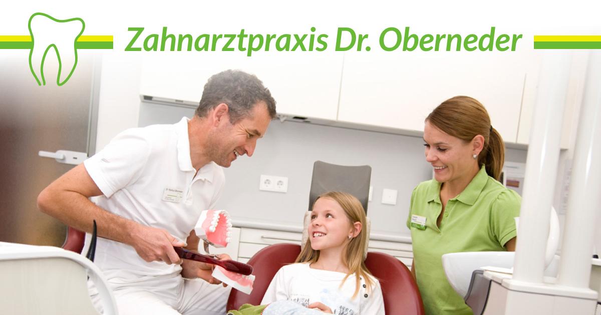 Die Ärzte | Zahnarztpraxis Dr. Oberneder